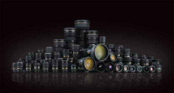 Nikkor Lenses: Image by Nikon