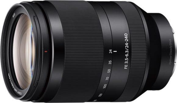 Sony FE 24-240mm F3.5-6.3 OSS (model SEL24240)