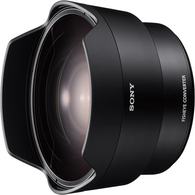 Sony SEL057FEC Fisheye Converter