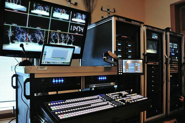 Video Broadcast Production: NJPAC image