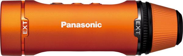 Panasonic Wearable Camera HX-A1, orange