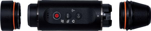 Panasonic Camera HX-A1, black