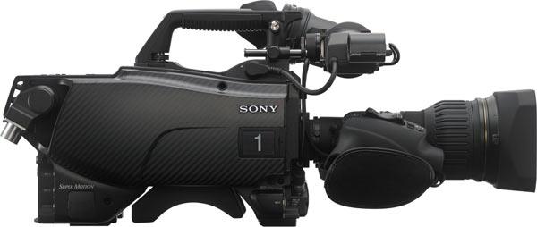 Sony HDC-4300 camera, Slow Motion