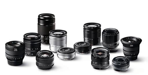 FUJINON X-Mount Lenses