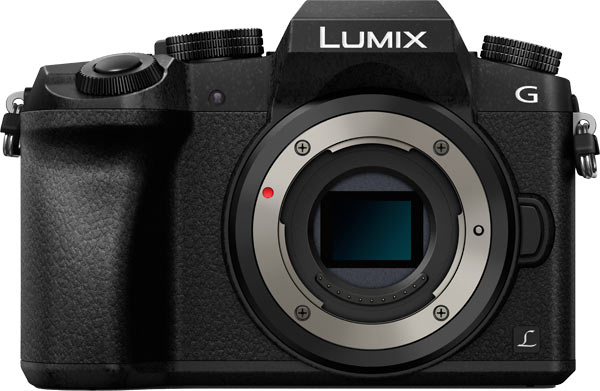 Panasonic LUMIX G7 body only