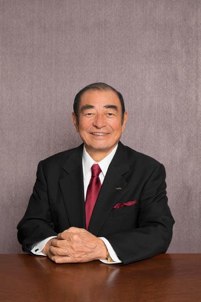 Mr. Shigetaka Komori, Chairman and Chief Executive Officer FUJIFILM Holdings Corporation