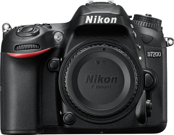 Nikon D7200, body only