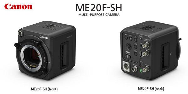 Canon ME20F-SH high definition video camera