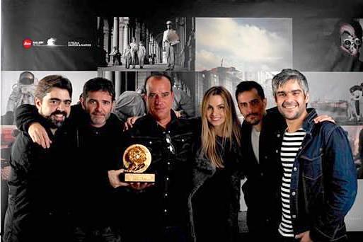 Luiz Marinho - winner of the Grand Prix award: Leica Camera AG congratulates Luiz Marinho, Representative of the Leica Gallery Sao Paulo, on winning the Grand Prix award of the Cannes Lions International Festival of Creativity. Image Courtesy of Leica