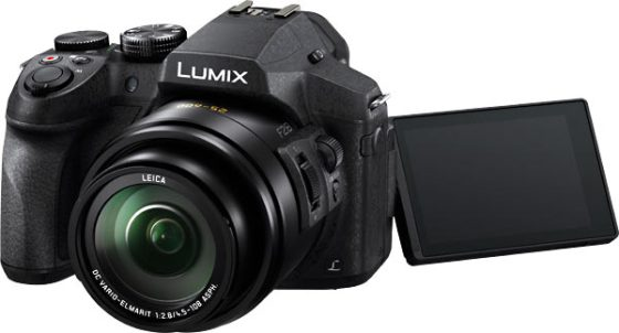 Panasonic LUMIX FZ330 (FZ300 outside the UK)