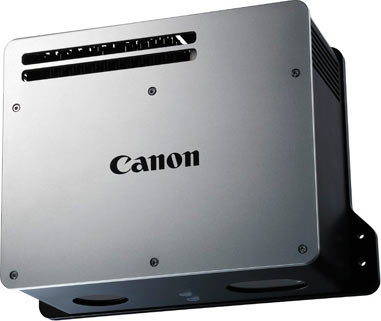 Canon RV1100 3-D Machine Vision Head or System