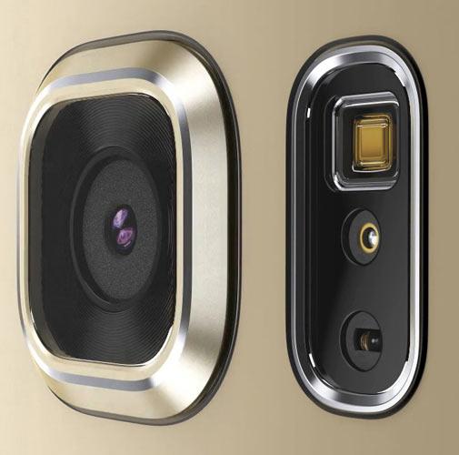 Samsung Galaxy S6 edge +:  Rear Camera