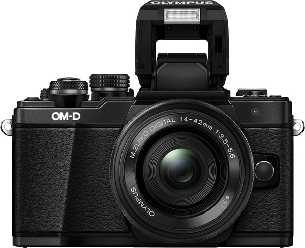 Olympus OM-D E-M10 Mark II, black