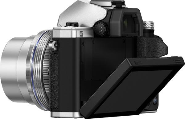 Olympus OM-D E-M10 Mark II, silver