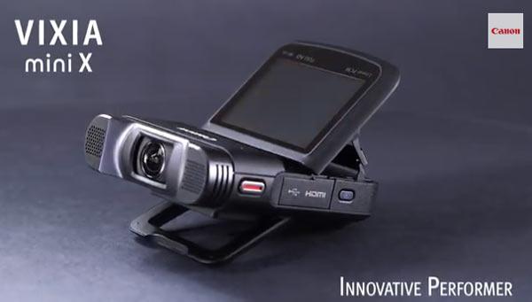 Canon Vixia Mini X Full HD Video Camera