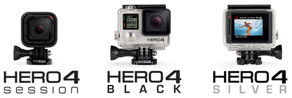 GoPro: New, Rugged, Durable Waterproof HERO+ Camera