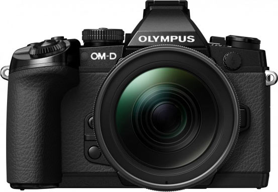 OM-D E-M1 Body (Black) + M.ZUIKO DIGITAL ED 12-40mm F2.8 PRO
