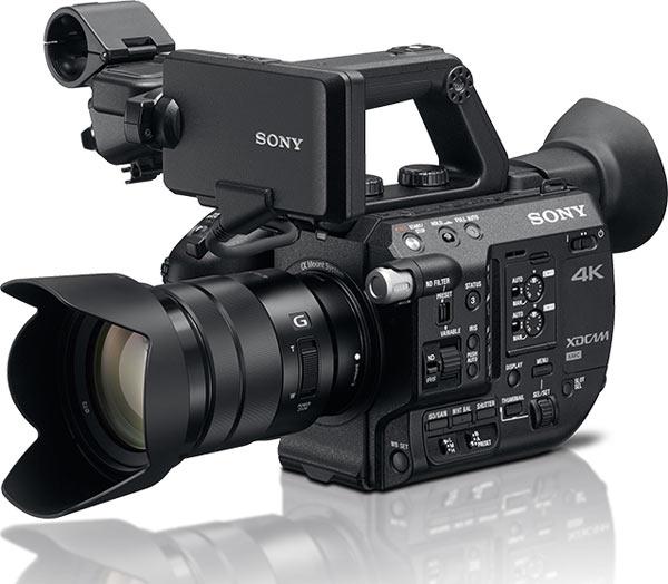 Sony PXW-FS5 4K