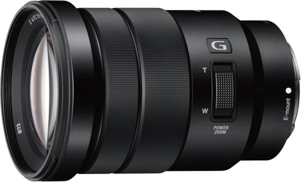 Sony E lens PZ 18-105mm F4 G OSS (SELP18105G)