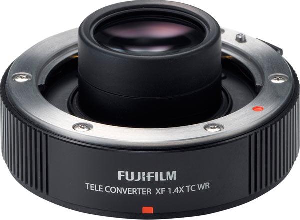 Fujifilm Teleconverter XF1.4X TC WR