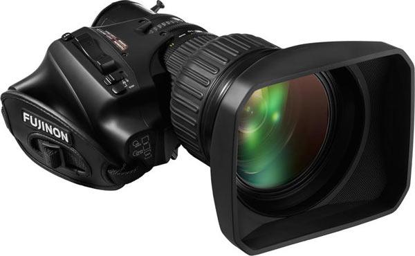 Fujinon UA22x8 portable zoom