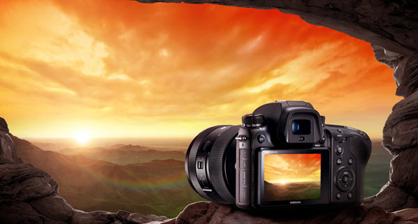 Samsung NX1: Image Courtesy of Samsung