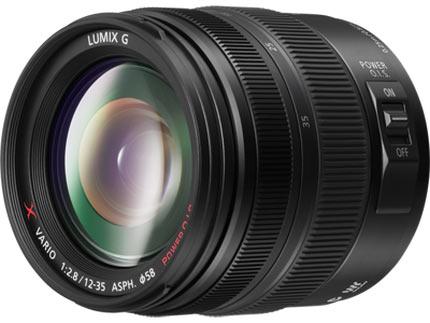 LUMIX® G X VARIO 12-35mm / F2.8 ASPH.: Model H-HS12035