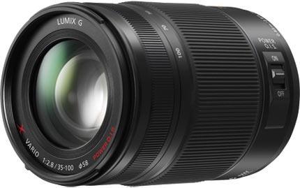 LUMIX® G X VARIO 35-100mm / F2.8 ASPH.: Model H-HS35100