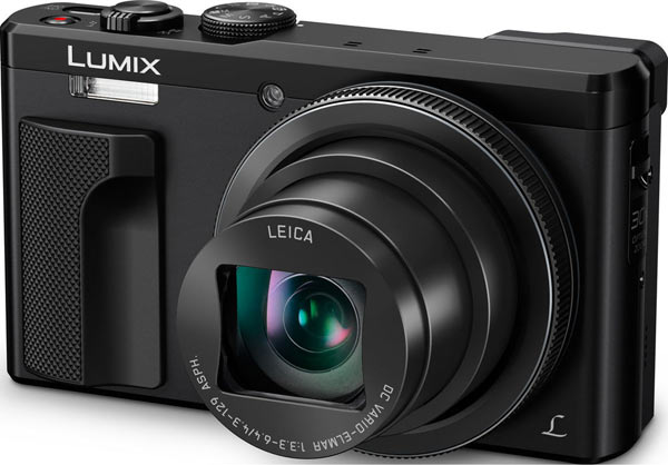 Panasonic LUMIX DMC-ZS60, black
