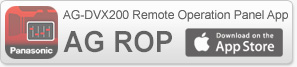 AG ROP (Remote Operation Panel) app