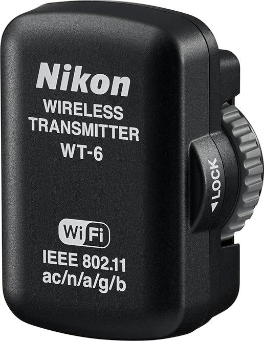 WT-6 (WT-6A) Wireless Transmitter