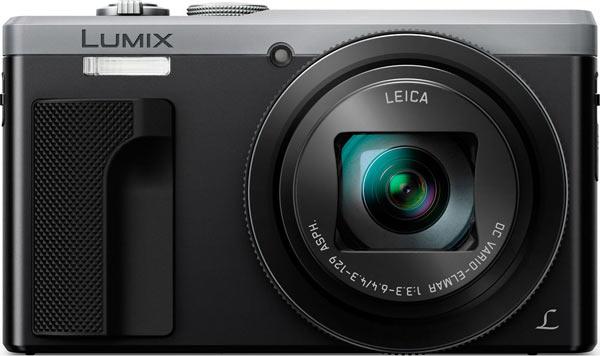 Panasonic LUMIX DMC-ZS60, silver