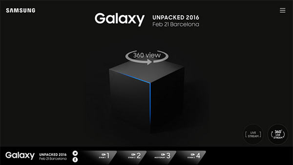 """Watching """"Galaxy Unpacked"""" on the PC"""