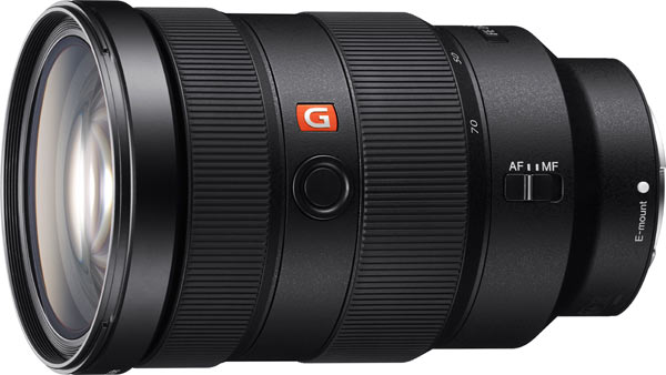 Sony FE24-70mm F2.8 GM Standard Zoom Lens