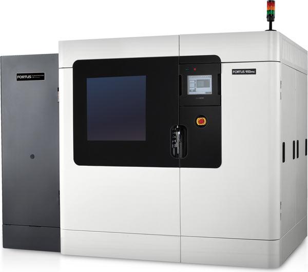 Fortus 900mc Production 3D Printer