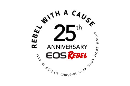 "Canon + Swizz Beatz For ""Rebel With A Cause"" Campaign to"