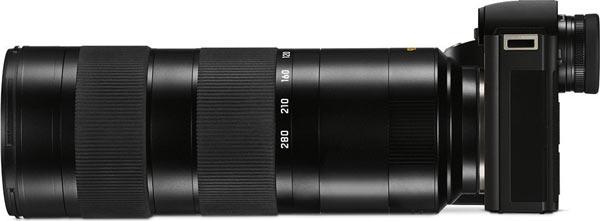 Leica SL (Typ 601) camera with Leica APO-Vario-Elmarit-SL 90–280 mm f/2.8-4 lens