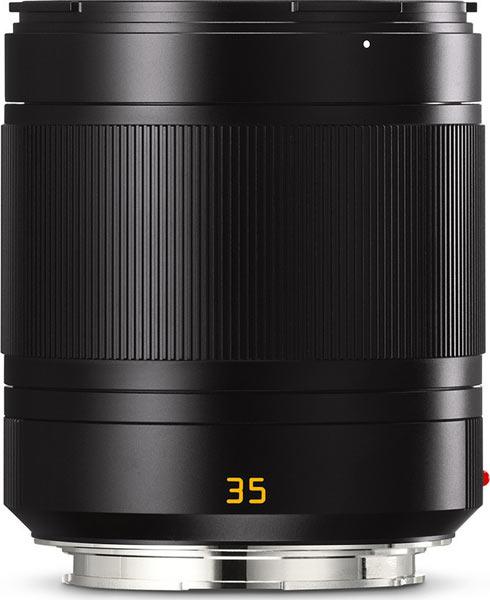 Leica Summilux-TL 35 mm f/1.4 ASPH., black