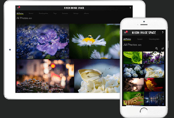 "FREE, updated app for ""NIKON IMAGE SPACE: Image Courtesy of Nikon"