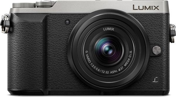 Panasonic LUMIX GX85, silver