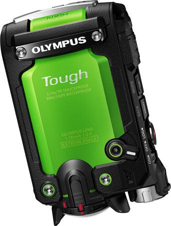 Olympus Stylus Tough TG-Tracker, green