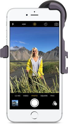 ExoLens with Optics by ZEISS Wide-Angle Lens for iPhone 6 Plus/6s Plus: Image Courtesy of Apple