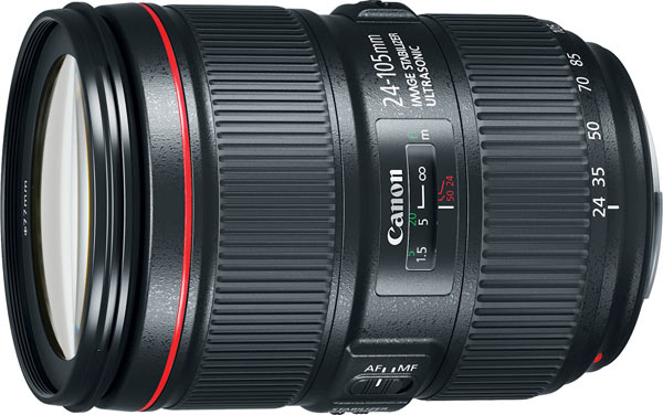 Canon EF 24-105mm f/4L IS II USM Standard Zoom