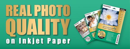 Fujifilm Photographic Papers