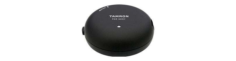 TAMRON TAP-in Console™ (Model TAP-01) for Sony mount