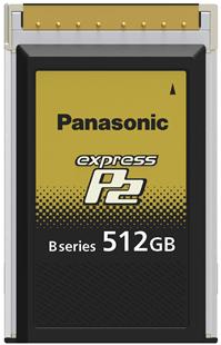 512GB expressP2 card