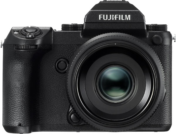 Fujifilm GFX 50S (Under Development)