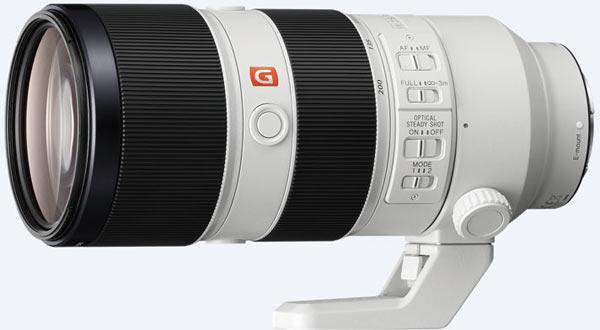 Sony FE 70-200mm F2.8 GM OSS Telephoto Zoom