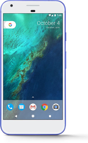 Pixel, Phone by Google: Really Blue color (limited edition for the U.S. only)
