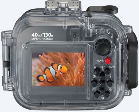Sony Underwater Housing (model MPK-URX100A)